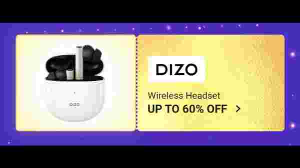 Up To 60% Off On Dizo Headsets